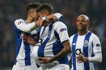 Champions League: FC Porto x AS Monaco
