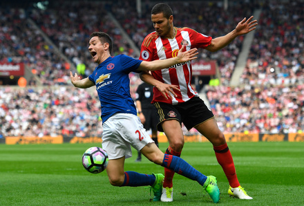 Sunderland x Manchester United - Premier League 2016/17