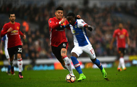 Blackburn Rovers x Manchester United - FA Cup 2016/17