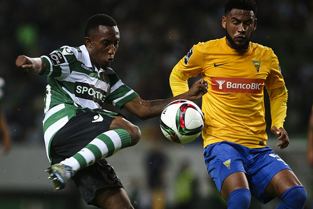Sporting v Estoril Praia Liga NOS J9 2015/16