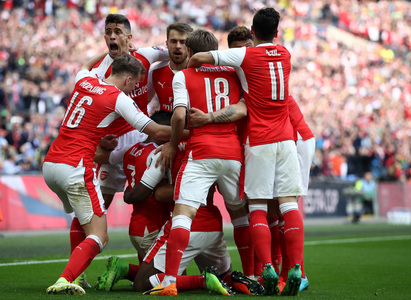 Arsenal x Manchester City - The FA Cup 2016/17