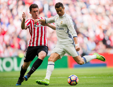 Athletic x Real Madrid - Liga Espanhola 2016/17 - Campeonato Jornada 28