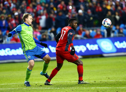 Jozy Altidore;Chad Marshall
