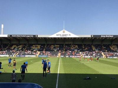 Notts County 0-0 Luton Town