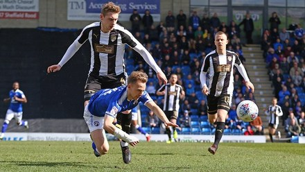 Chesterfield 3-1 Notts County