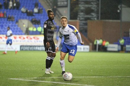 Tranmere Rovers 1-0 Macclesfield Town