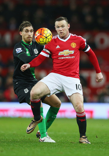 wayne rooney,jogador,marc muniesa,manchester united,equipa,stoke city,p. league 2015/16,liga inglesa