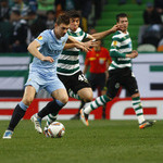 Sporting x Manchester City Europa League 11/12