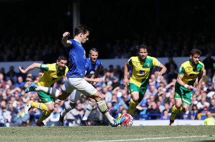 Everton x Norwich City - Premier League 2015/2016 - Campeonato Jornada 38