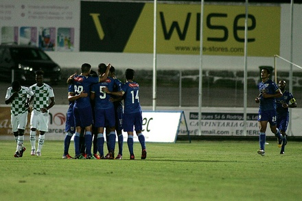 Famalicão v Moreirense Pré-época 2015 16 Jogos Amigáveis ... 70ac6e2b0cfc0