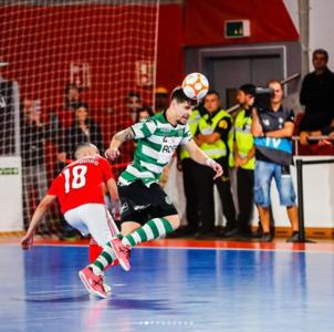 cb2f65729b Benfica x Sporting - Liga SportZone 2018 2019 - Campeonato Jornada 6 ...
