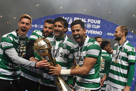 Allianz Cup - Final: FC Porto x Sporting Festejos