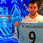 Negredo assina pelo Man. City