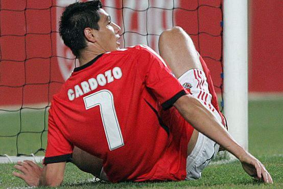 Óscar Cardozo - Juventusov Plan D
