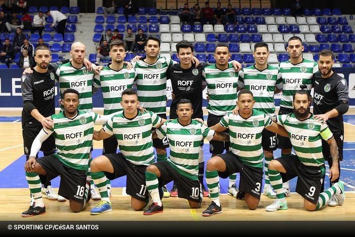 1172946365 Sporting x Lidselmash Lida - UEFA Futsal Champions League 2018 19 - Ronda  Principal Grupo